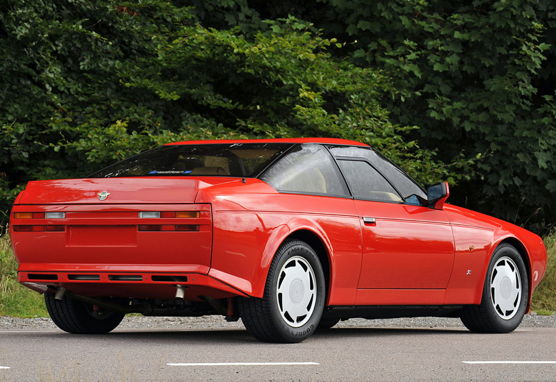 Aston Martin V8 Zagato 1986 - 1989 Coupe #1