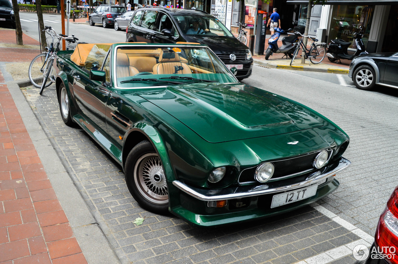 Aston Martin V8 Zagato 1986 - 1989 Coupe #2