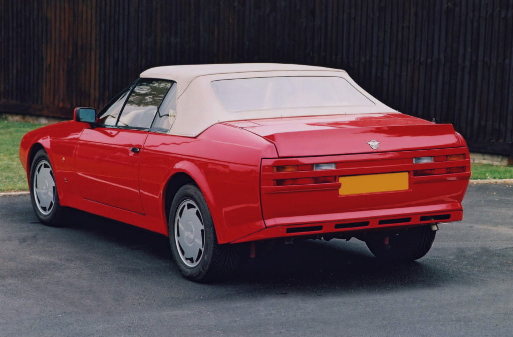 Aston Martin V8 Zagato 1986 - 1989 Coupe #3