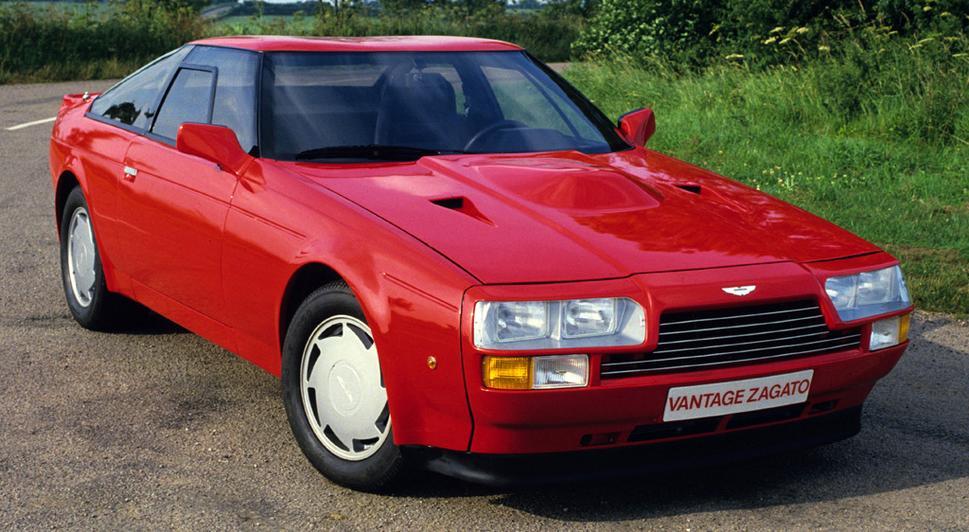 Aston Martin V8 Zagato 1986 - 1989 Coupe #7