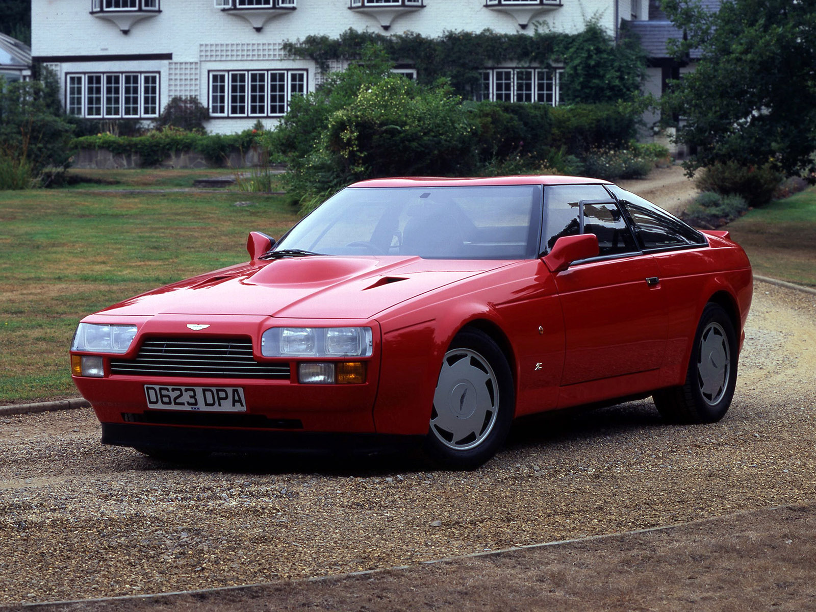 Aston Martin V8 Zagato 1986 - 1989 Coupe #5