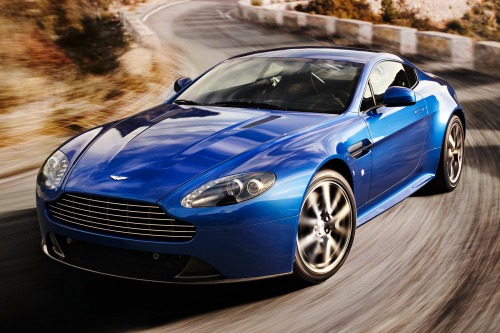 Aston Martin Vanquish II 2012 - now Coupe #2