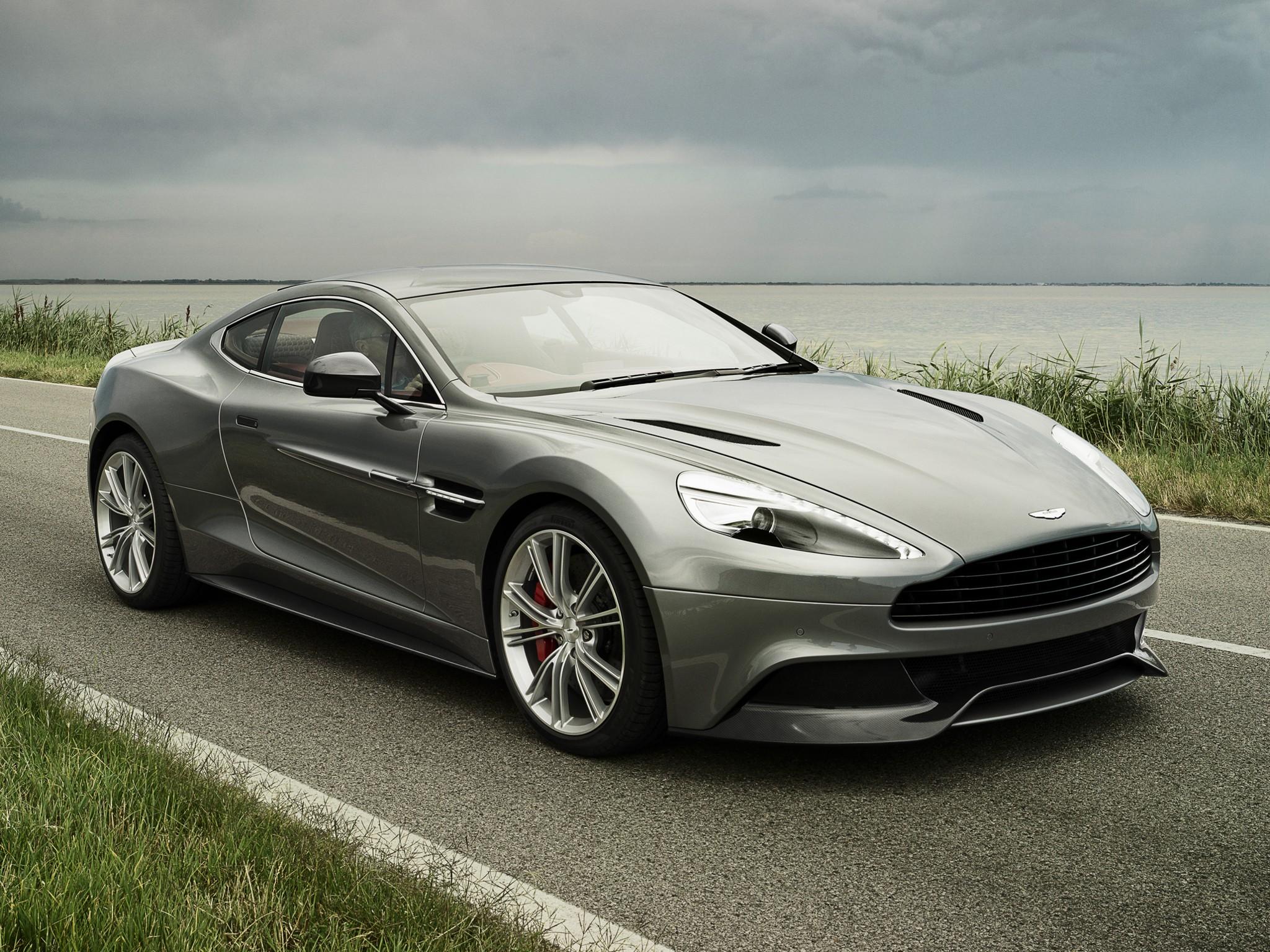 Aston Martin Vanquish II 2012 - now Coupe #5