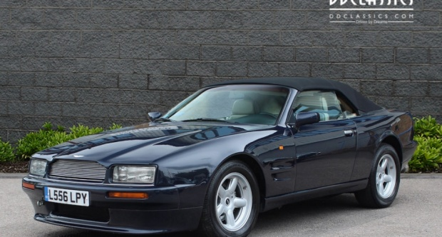 Aston Martin Virage I 1989 - 1996 Sedan #2