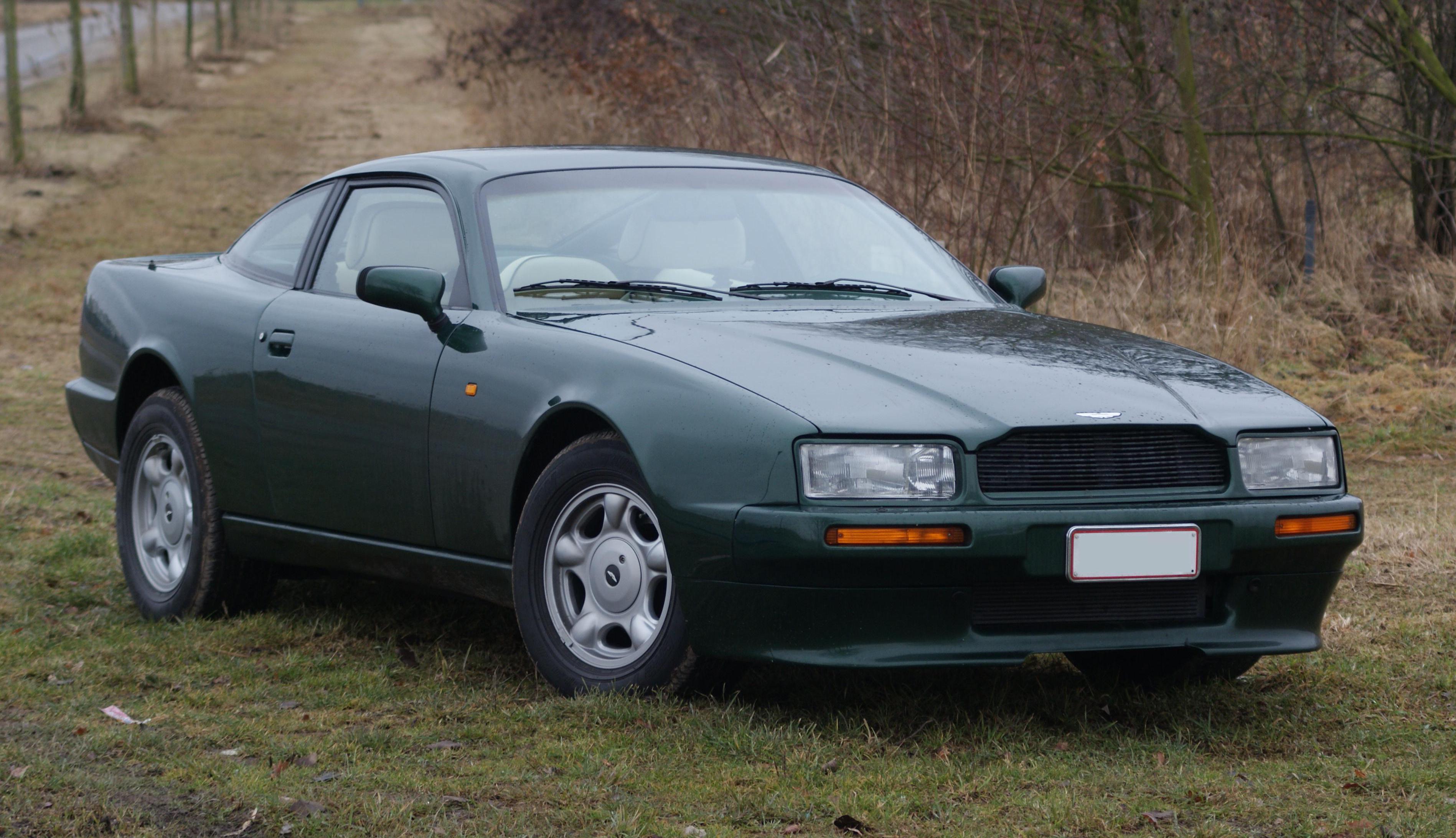 Aston Martin Virage I 1989 - 1996 Sedan #4