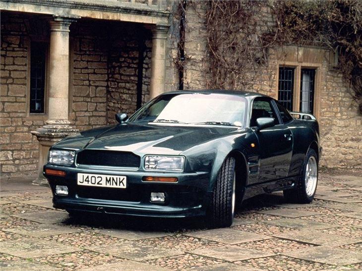 Aston Martin Virage I 1989 - 1996 Sedan #5