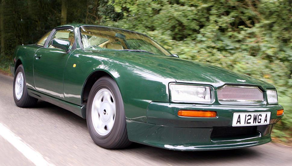 Aston Martin Virage I 1989 - 1996 Sedan #6