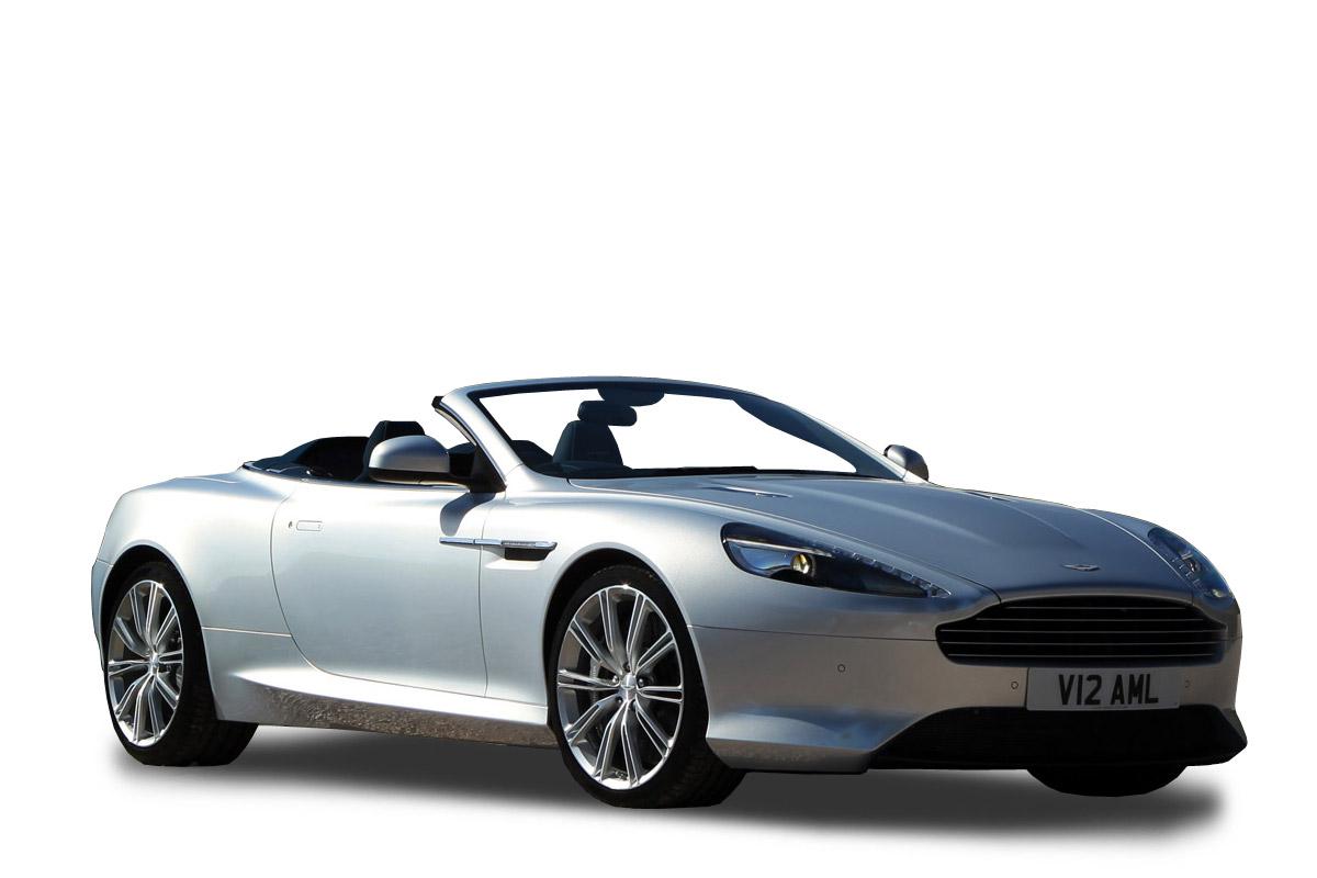 Aston Martin Virage II 2011 - 2012 Cabriolet #4