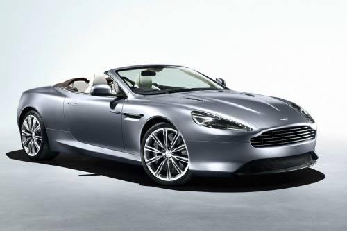 Aston Martin Virage II 2011 - 2012 Cabriolet #6