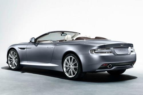 Aston Martin Virage II 2011 - 2012 Cabriolet #5