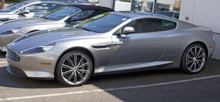 Aston Martin Virage II 2011 - 2012 Cabriolet #7