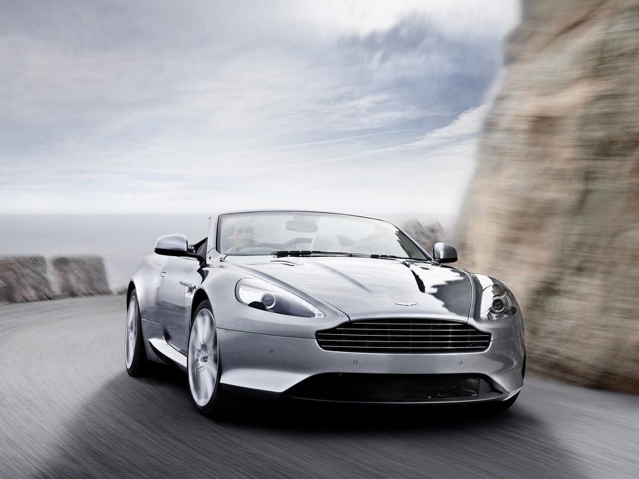 Aston Martin Virage II 2011 - 2012 Cabriolet #3
