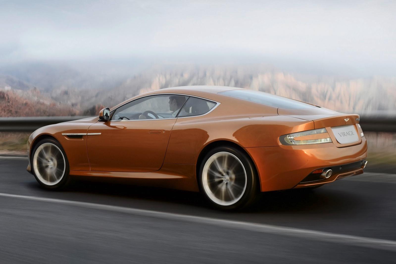 Aston Martin Virage II 2011 - 2012 Coupe #3