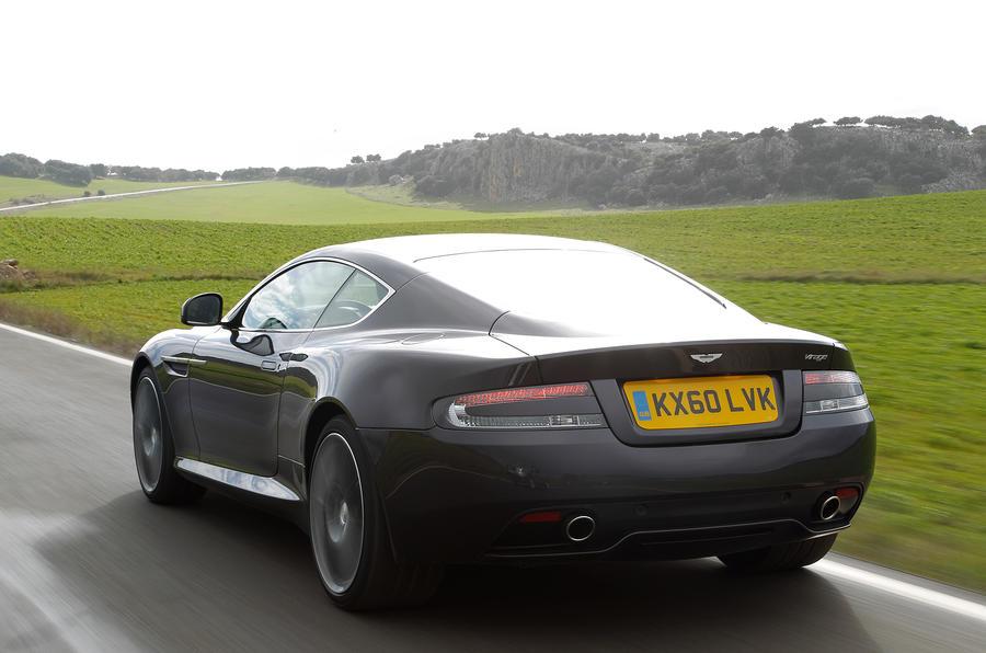 Aston Martin Virage II 2011 - 2012 Coupe #6