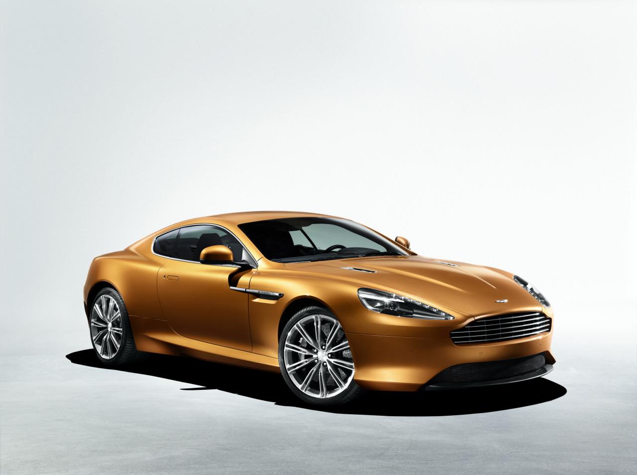 Aston Martin Virage II 2011 - 2012 Coupe #4