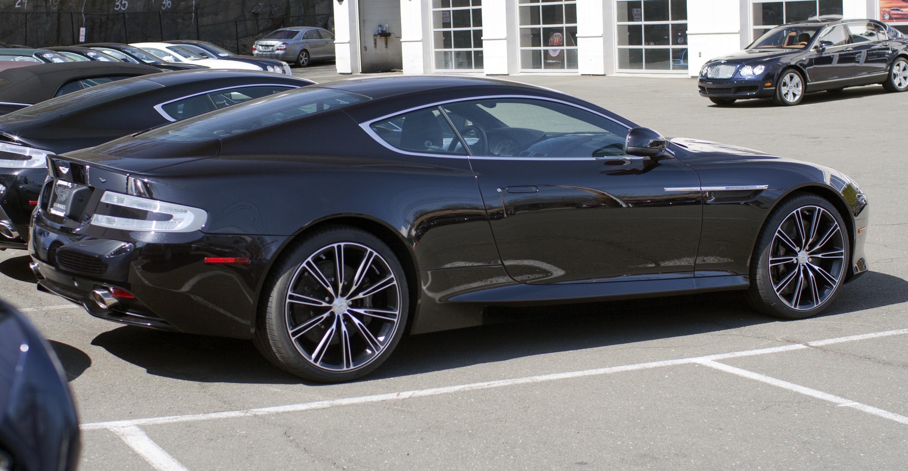 Aston Martin Virage II 2011 - 2012 Coupe #2