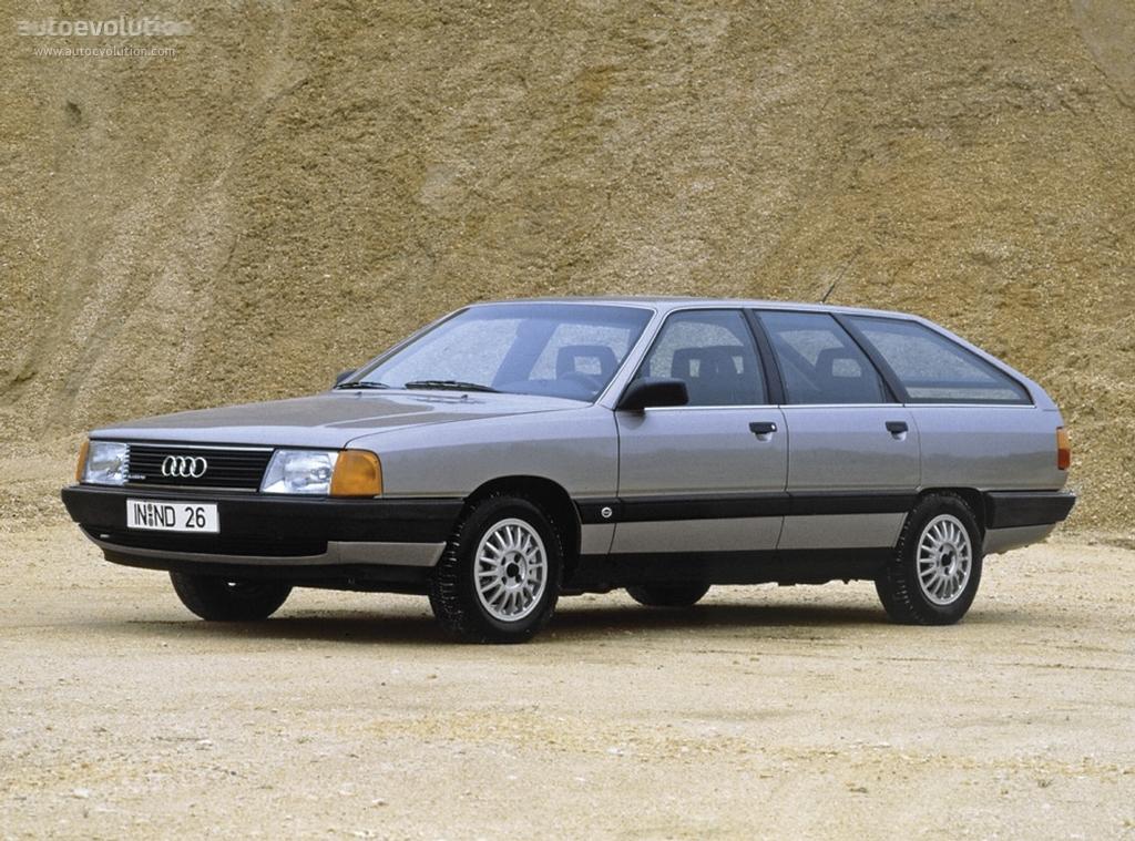 Audi 5000 C3 1983 - 1991 Station wagon 5 door #5