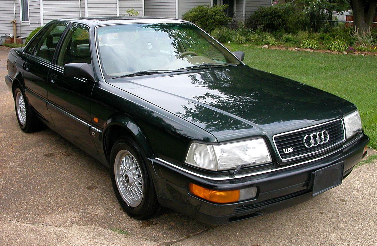 Audi V8 1988 - 1994 Sedan #8