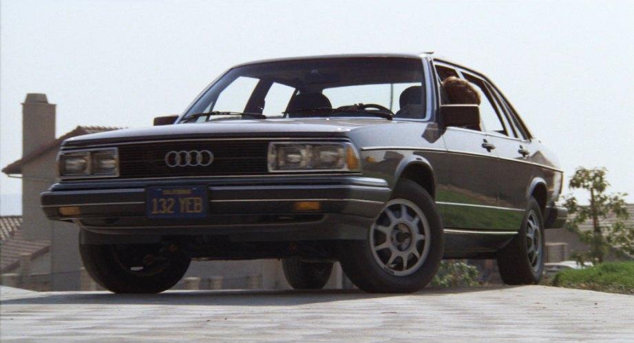Audi 5000 C2 1980 - 1983 Sedan #3