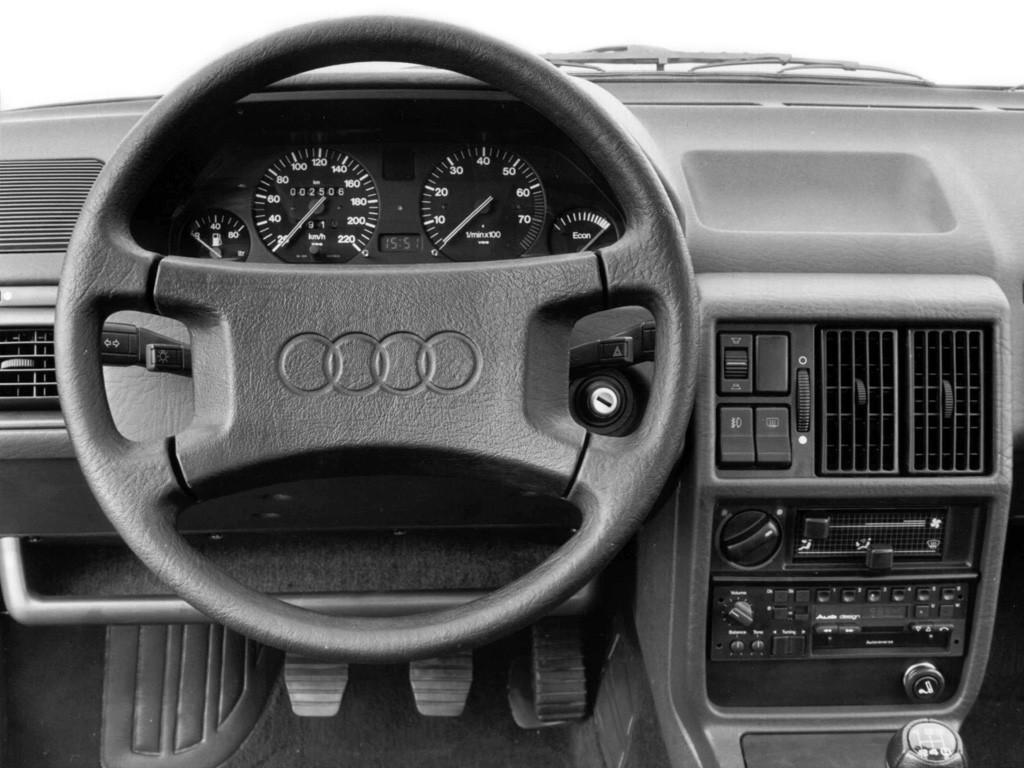 Audi 5000 C3 1983 - 1991 Sedan #6