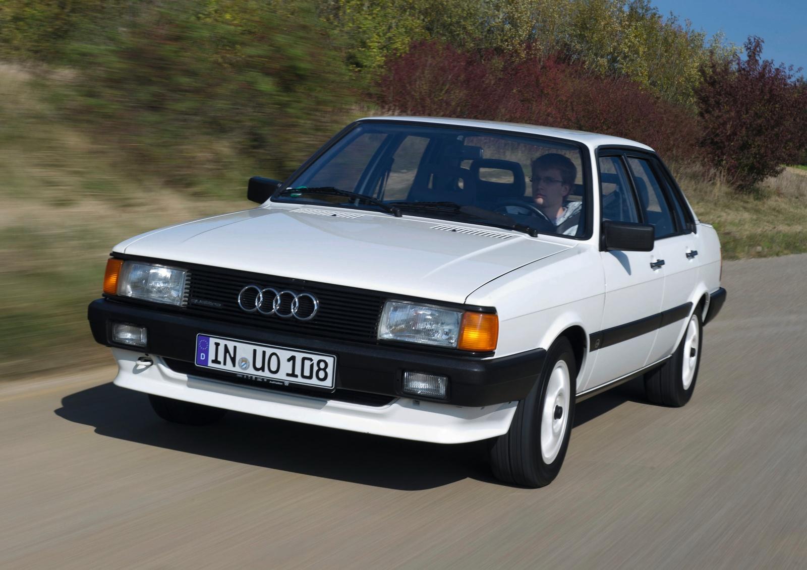 Audi 80 II (B1) 1972 - 1978 Sedan :: OUTSTANDING CARS