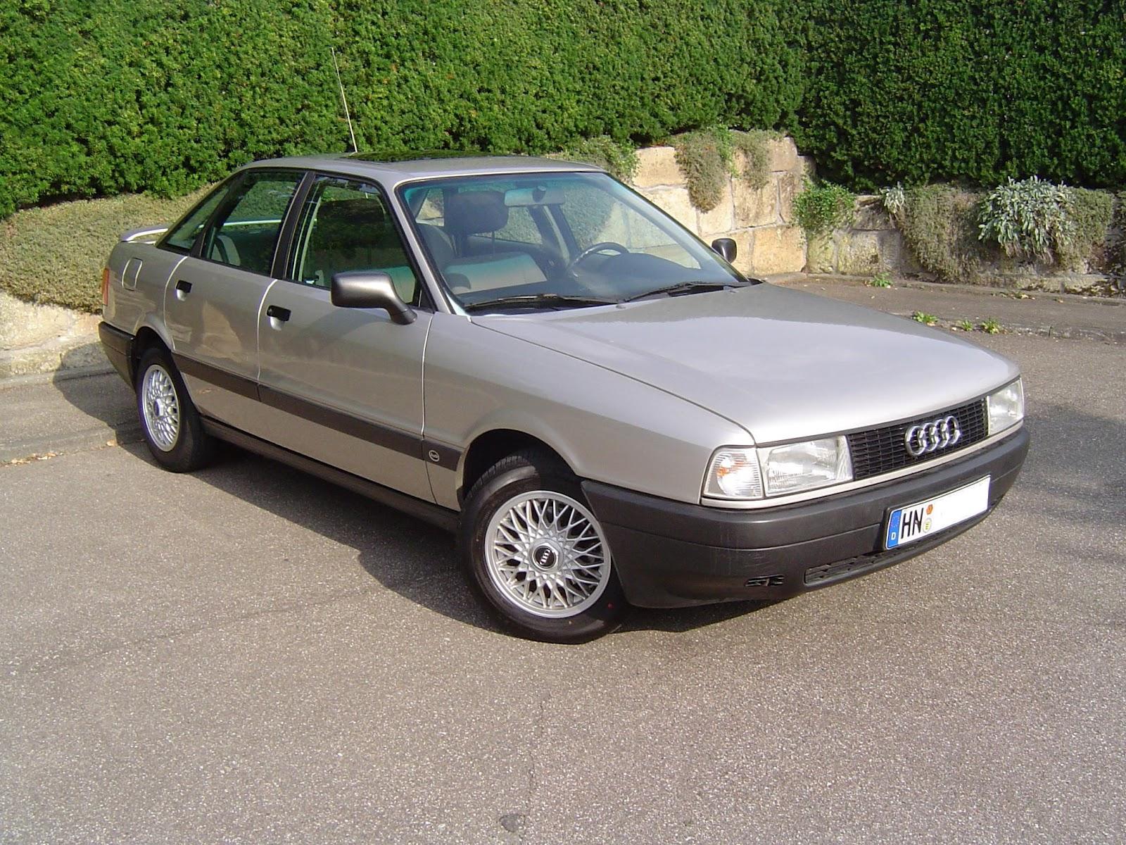 Audi 80 V (B4) 1991 - 1996 Station wagon 5 door #6