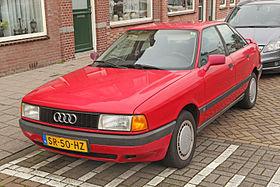 Audi 80 V (B4) 1991 - 1996 Station wagon 5 door #8
