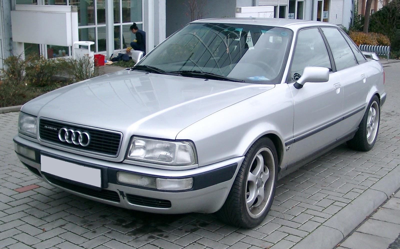 Audi 80 V (B4) 1991 - 1996 Station wagon 5 door #4