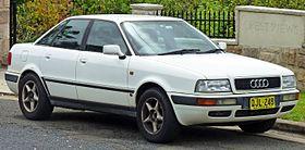 Audi 80 V (B4) 1991 - 1996 Station wagon 5 door #5