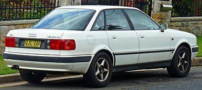 Audi 80 V (B4) 1991 - 1996 Station wagon 5 door #2