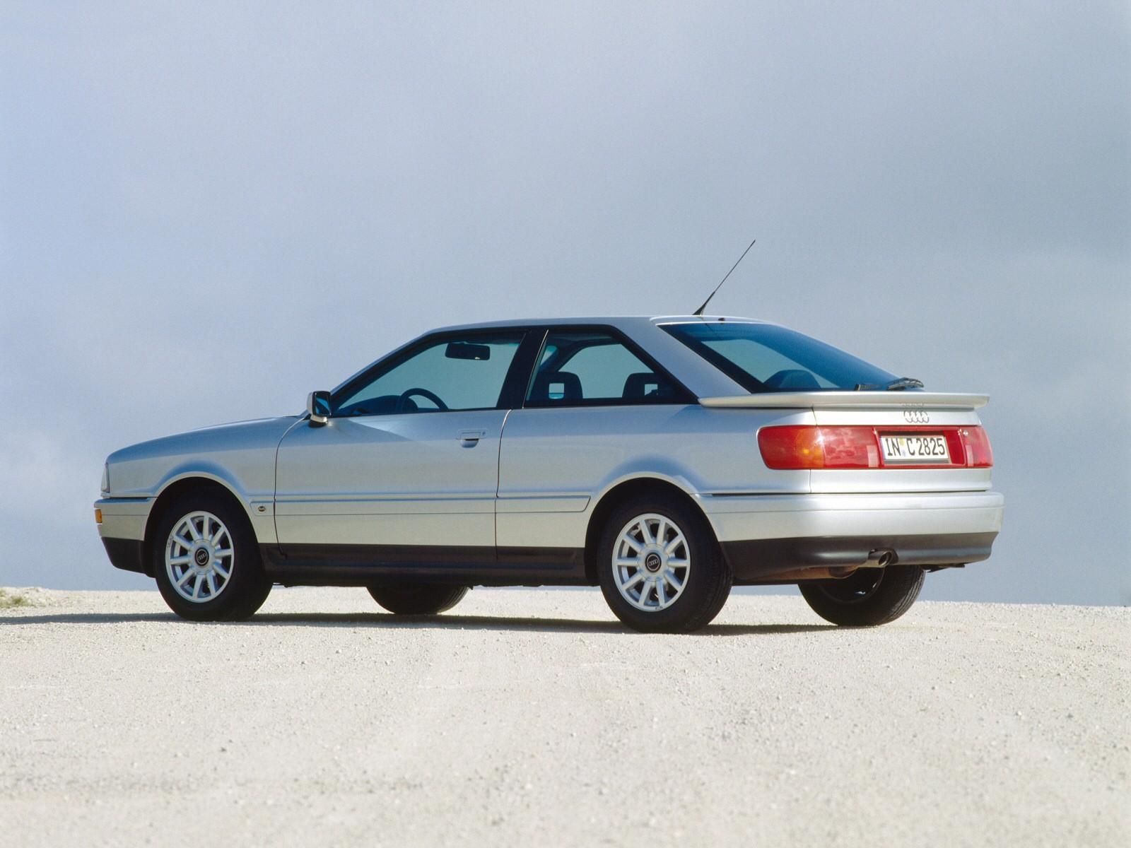 Audi 90 III (B4) 1992 - 1995 Sedan #4