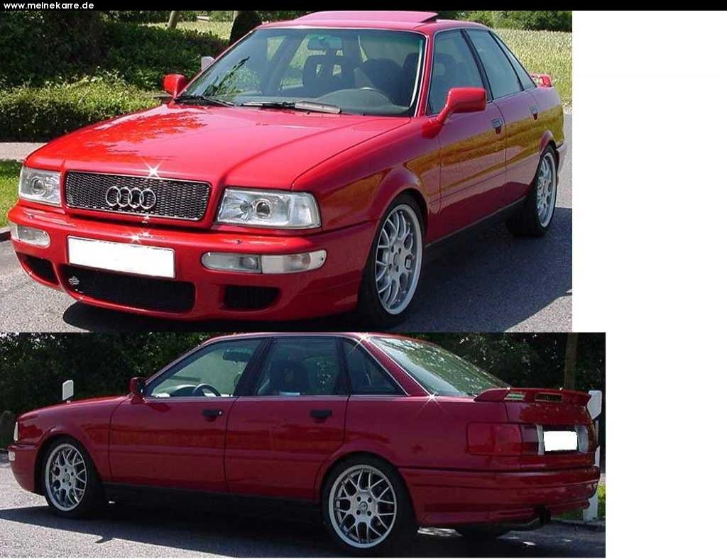 Audi 90 III (B4) 1992 - 1995 Sedan #7