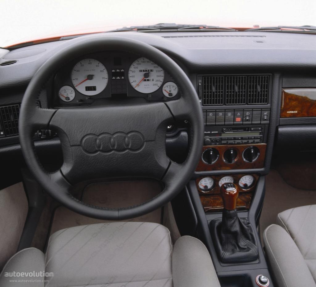 Audi 90 III (B4) 1992 - 1995 Sedan #6