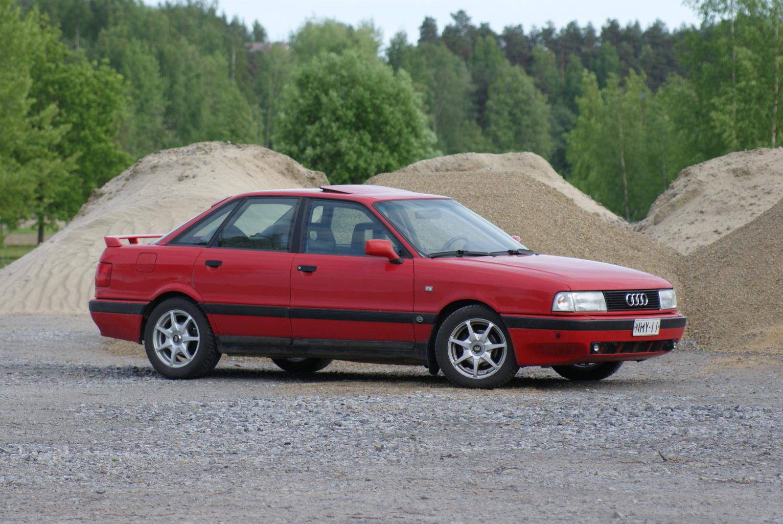 Audi 90 III (B4) 1992 - 1995 Sedan #5