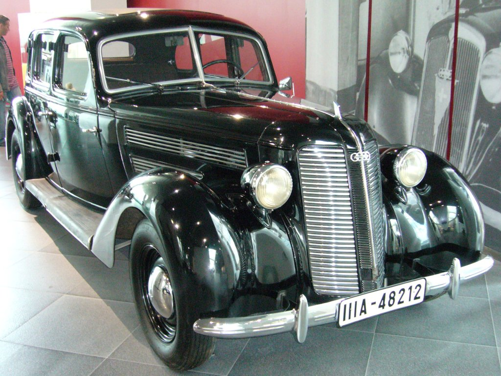 Audi 920 I 1938 - 1940 Sedan #6