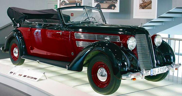 Audi 920 I 1938 - 1940 Sedan #1