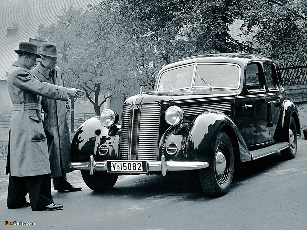 Audi 920 I 1938 - 1940 Sedan #2