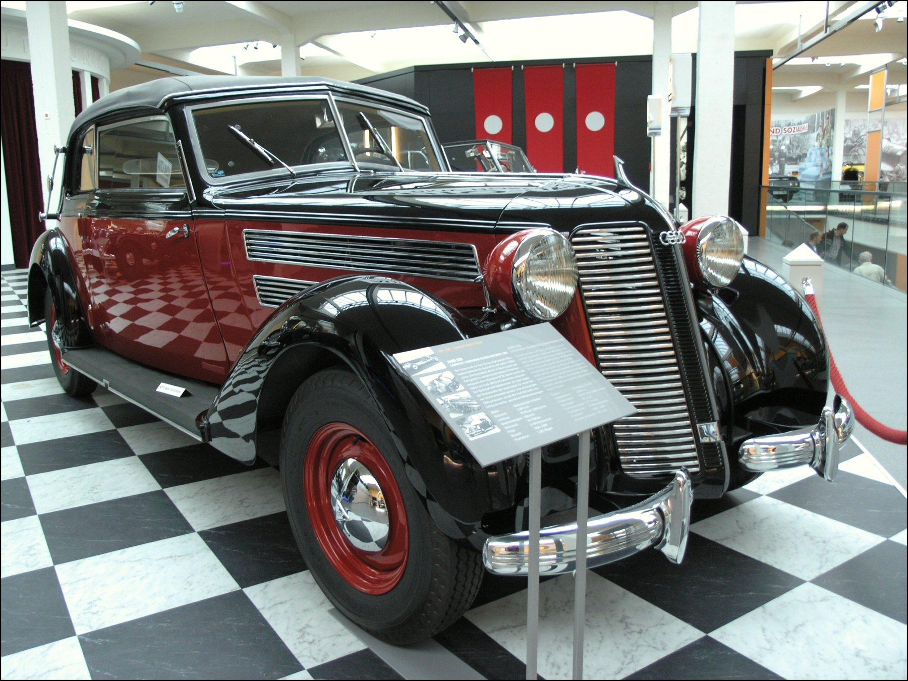 Audi 920 I 1938 - 1940 Sedan #4