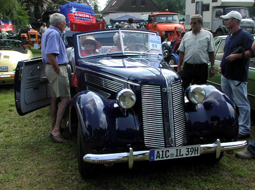 Audi 920 I 1938 - 1940 Sedan #8
