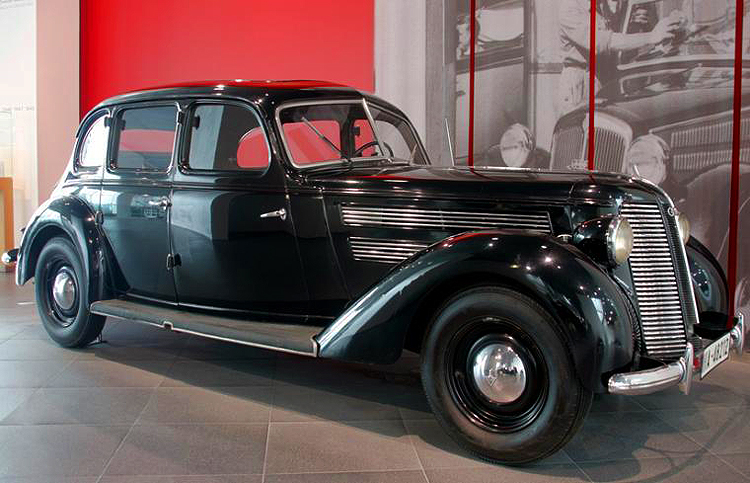 Audi 920 I 1938 - 1940 Sedan #3