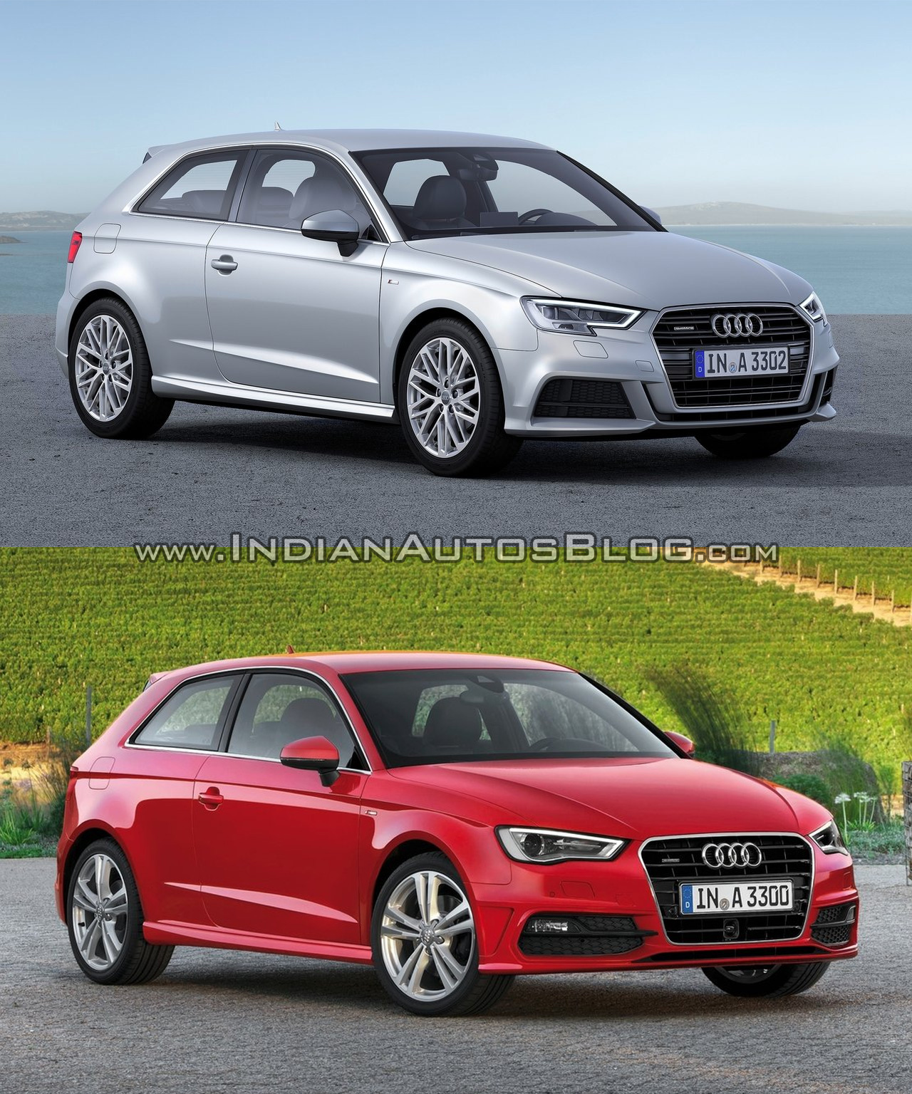 Audi A3 III (8V) Restyling 2016 - now Cabriolet #4