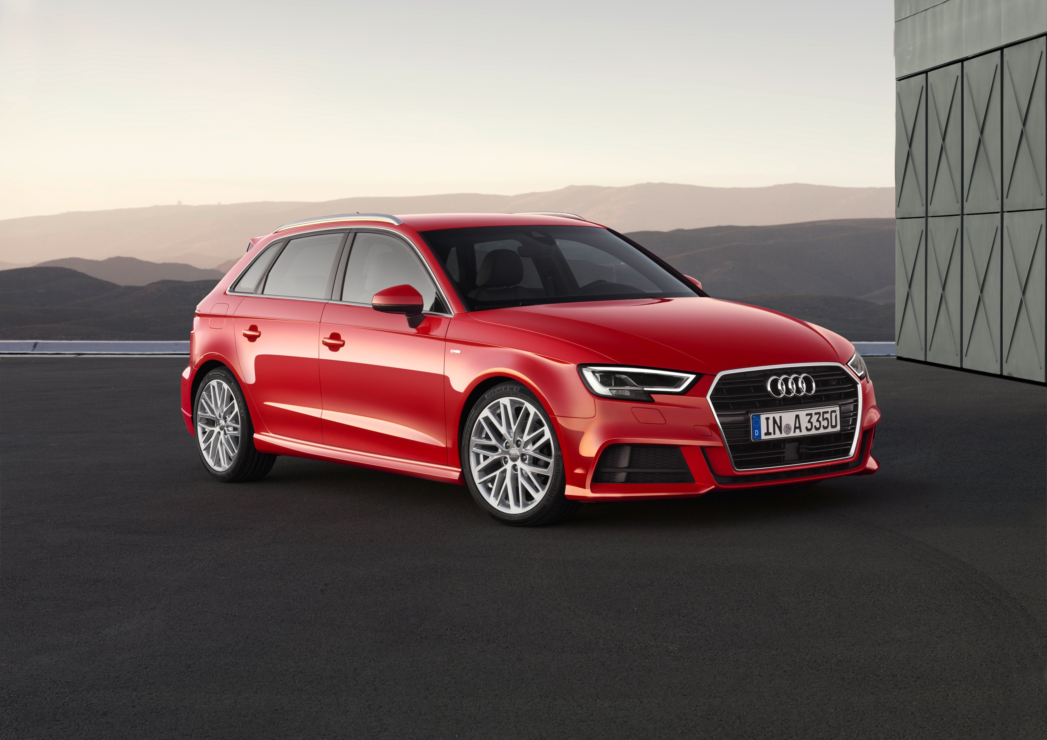 Audi A3 III (8V) Restyling 2016 - now Cabriolet #1