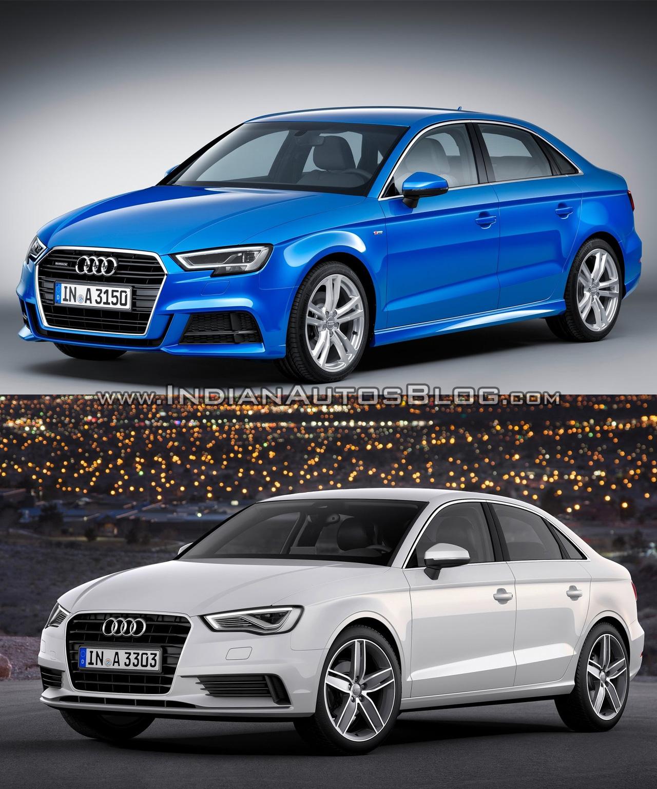 Audi S3 III (8V) Restyling 2016 - now Sedan :: OUTSTANDING ...