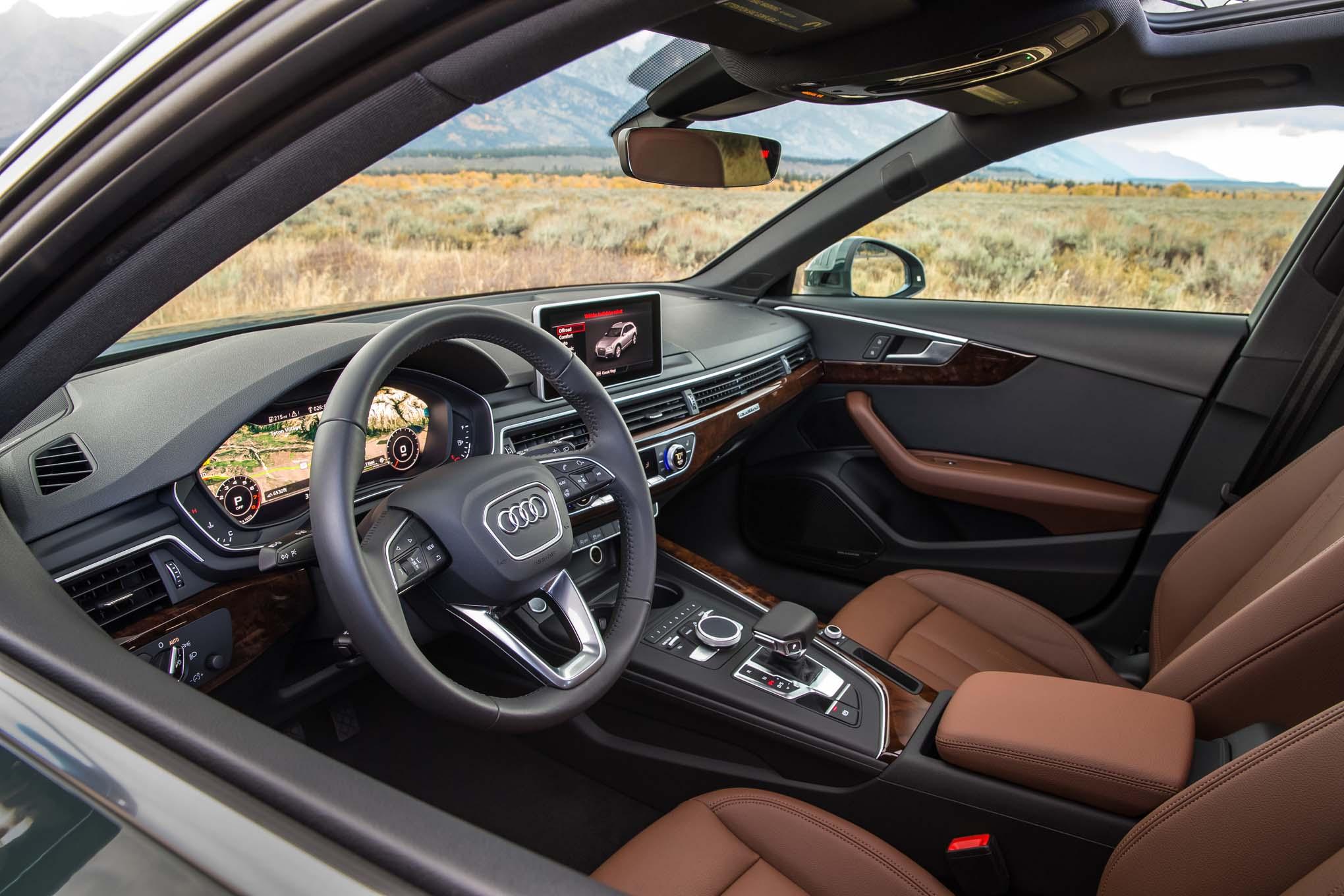 Audi A4 allroad V (B9) 2016 - now Station wagon 5 door #5