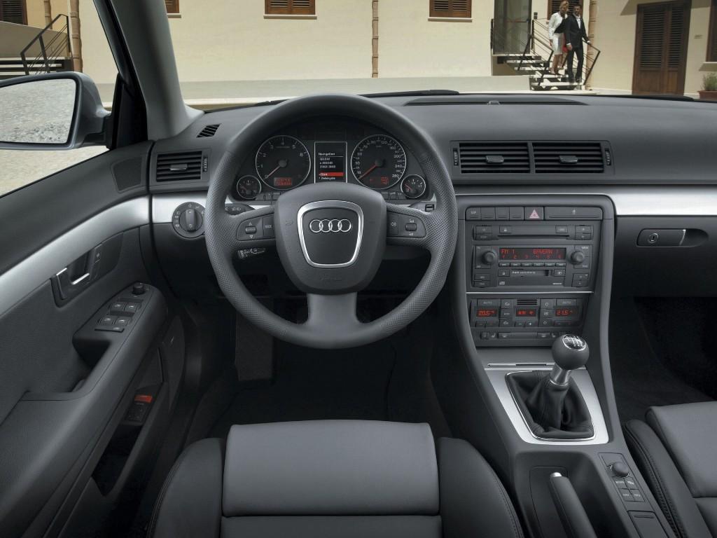Audi A4 III (B7) 2004 - 2008 Cabriolet #4
