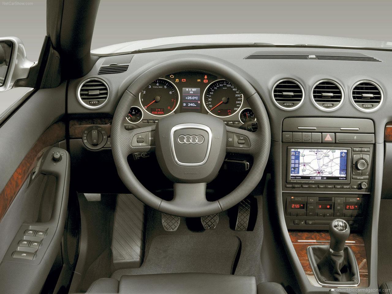 Audi A4 III (B7) 2004 - 2008 Cabriolet #2