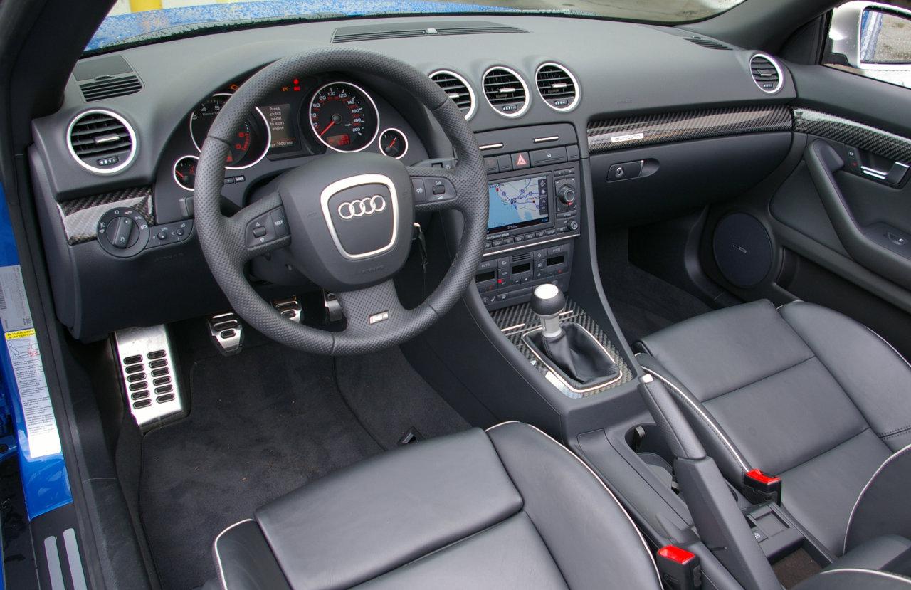 Audi A4 III (B7) 2004 - 2008 Cabriolet #1