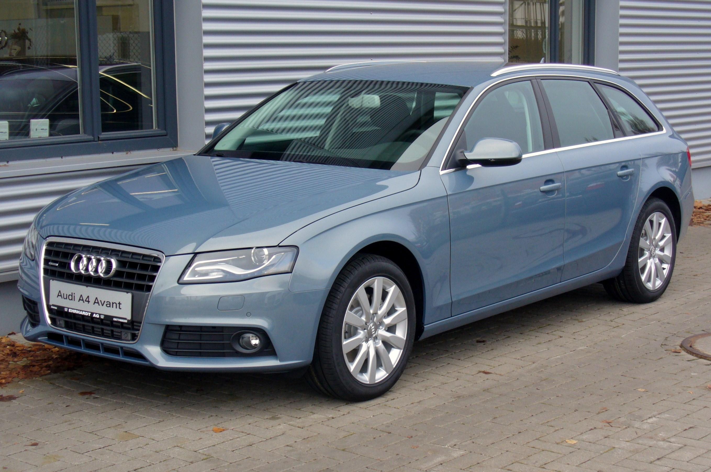 Audi A4 allroad IV (B8) 2009 - 2011 Station wagon 5 door #4