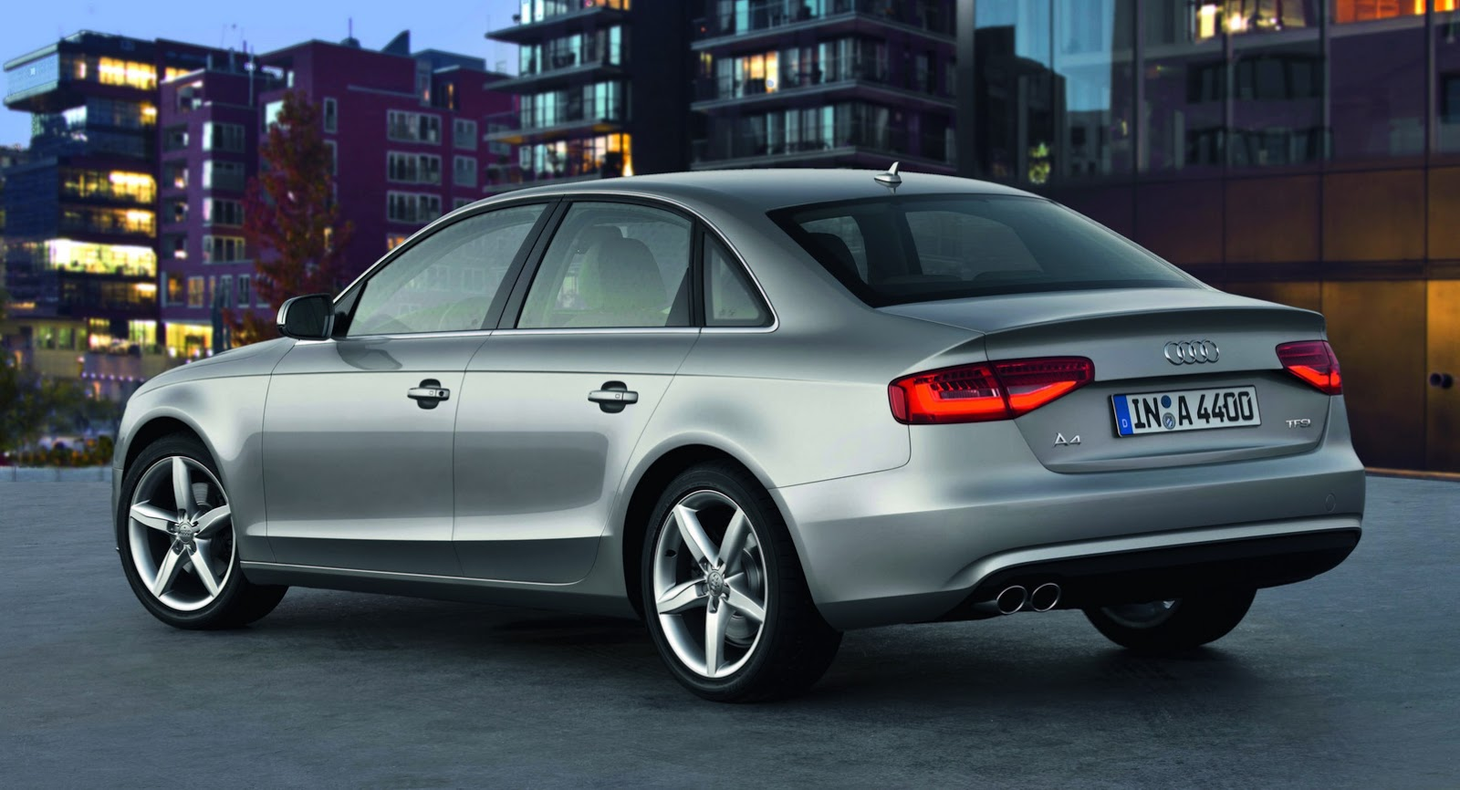 Audi A4 V (B9) 2015 - now Sedan #5