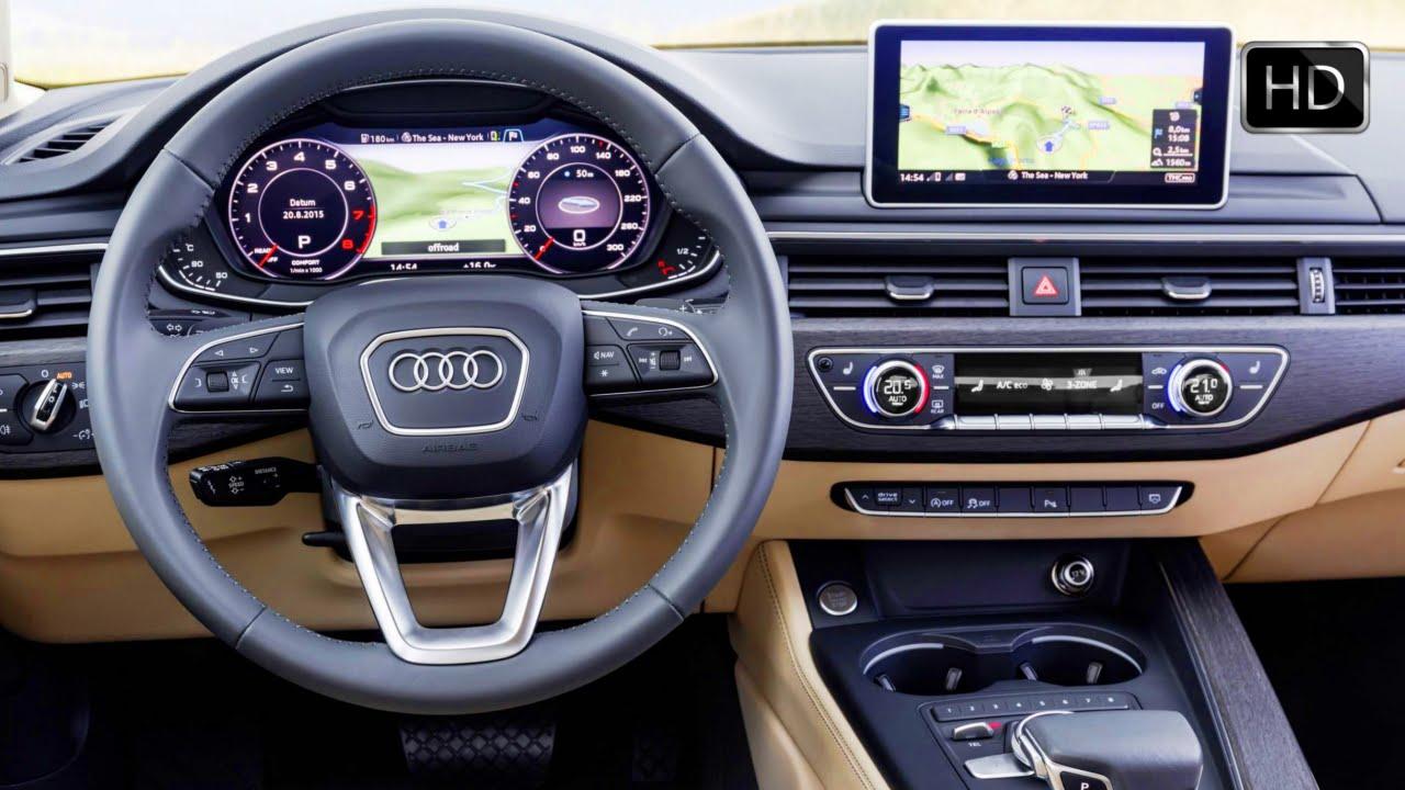 Audi A4 V (B9) 2015 - now Sedan #6